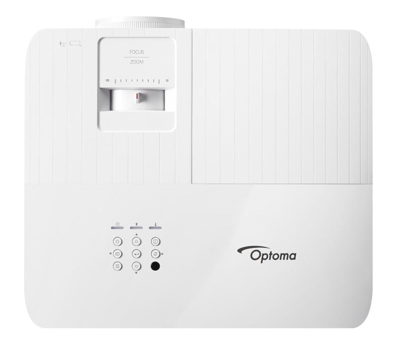 Optoma UHD35 top