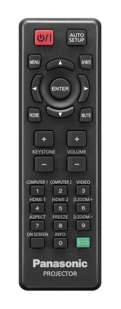 PT LRZ35 remote