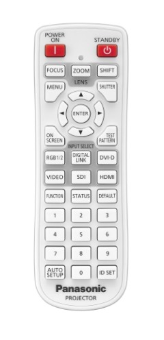 PT MZ16K remote control high