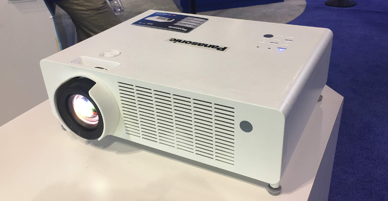 Lasers, Lasers, Lasers Rule the Roost at InfoComm 2019