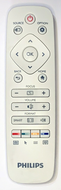 Philips Screeneo S6 remote
