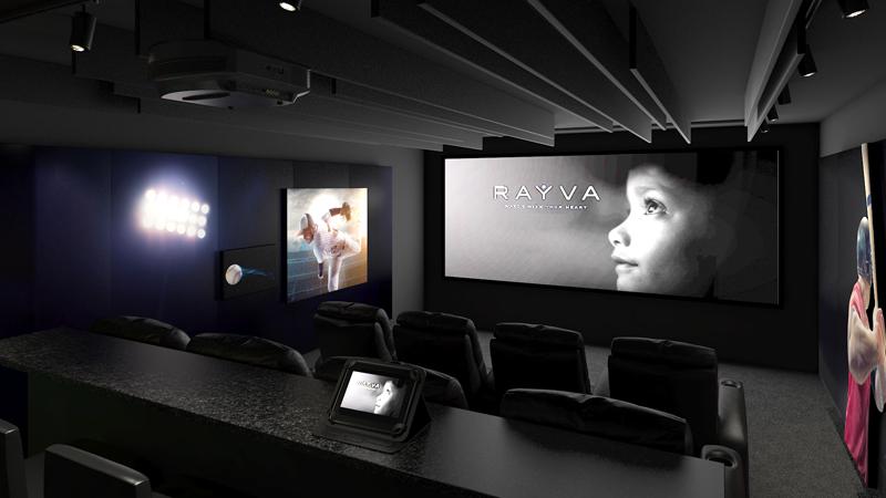 Rayva Sports Theater