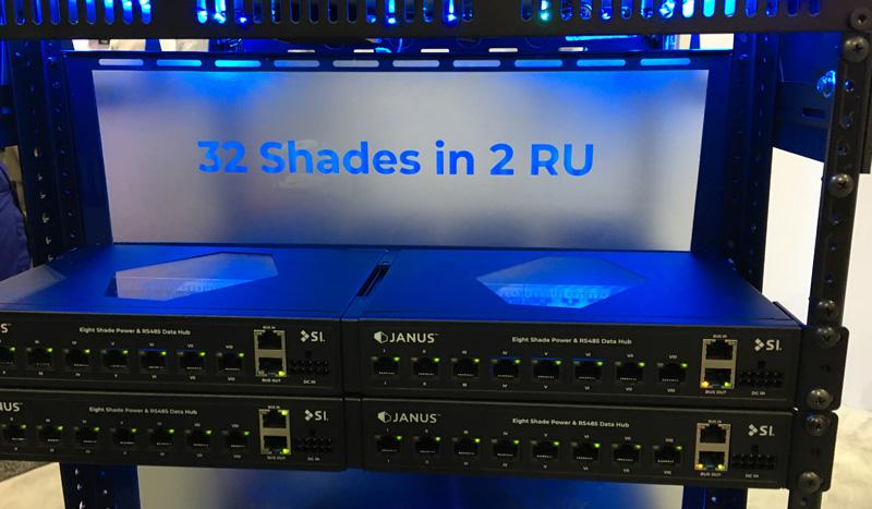 SI Janus Shade Controller
