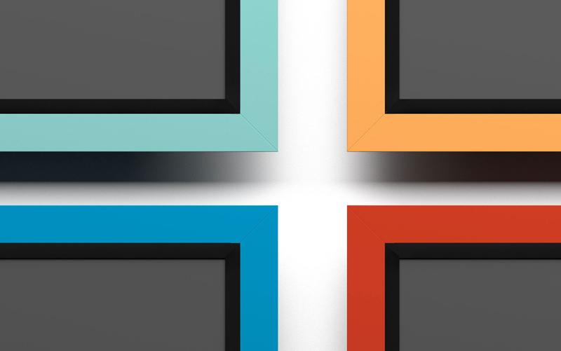 SI Zero Edge Pro colors