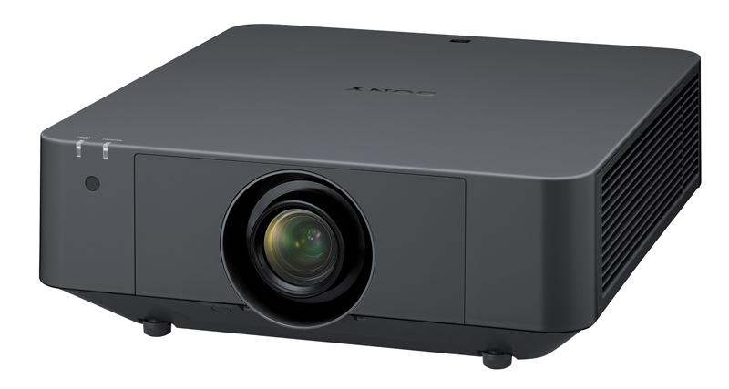 Sony-VPL-FHZ75-B-FrontLeft