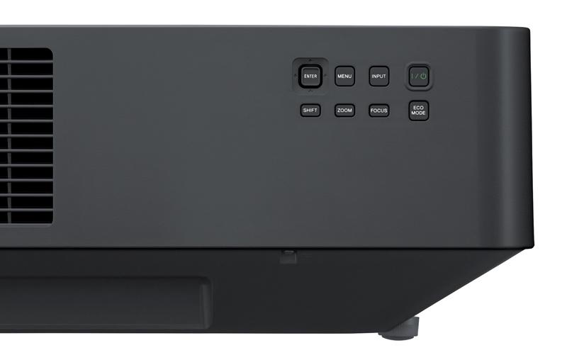 Sony-VPL-FHZ75-B-SideControls
