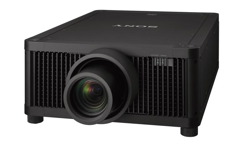 Sony VPL GTZ380 angle