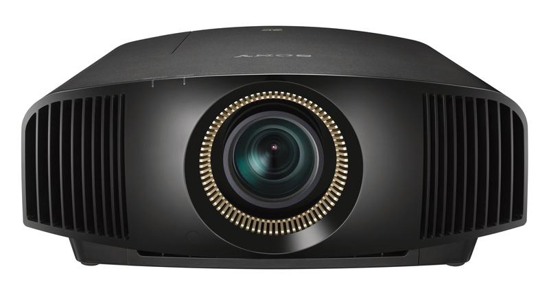 Sony vpl vw715es front