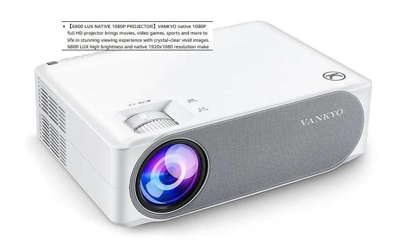 Vankyo V630 Amazon2