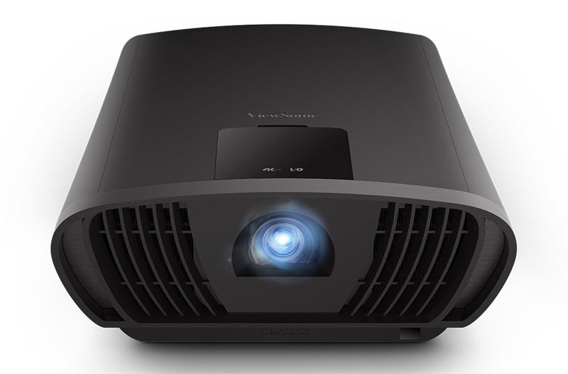 ViewSonic X100 4K FrontTop