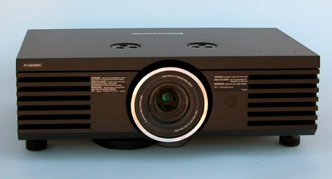 Panasonic Pt Ae2000 Projector Review