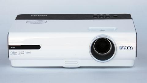 Nye BenQ W600 720p 3D DLP Projector Review HX-06