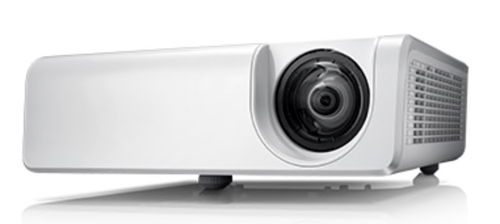 Dell S518WL laser projector