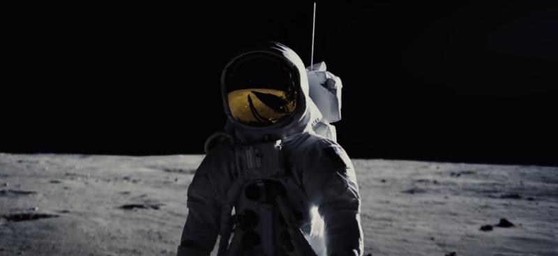 first man moon