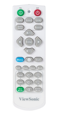 px701 4k remote