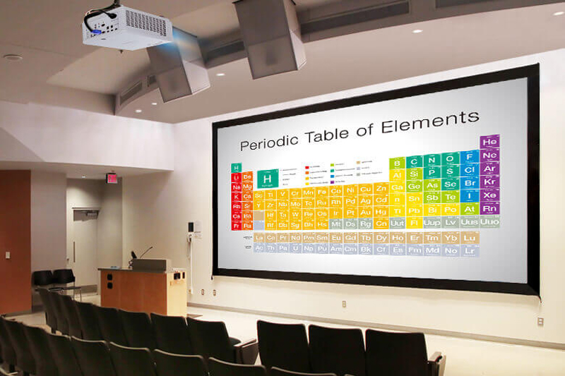 viewsonic lecture hall