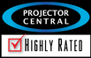 Highly Rated Projectors