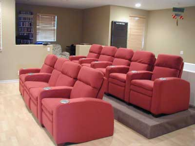 Miraculous My Infocus X1 Home Theater By Rm Toberman Home Interior And Landscaping Oversignezvosmurscom