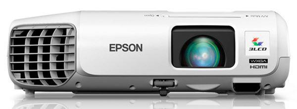 Epson Europe EB-W39 Projector