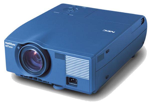nec projectors nec mt1050 3 lcd projector rh projectorcentral com NEC Projector Ports NEC Projectors Offical Web Site