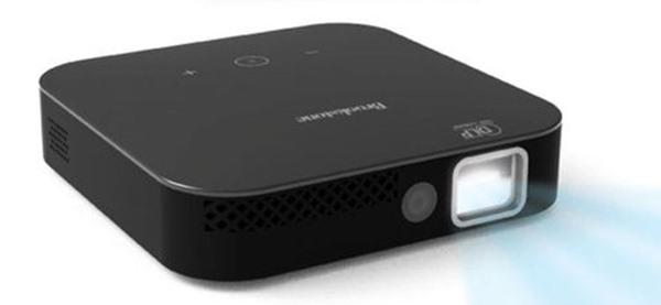 Brookstone Wireless Mobile Smart Projector