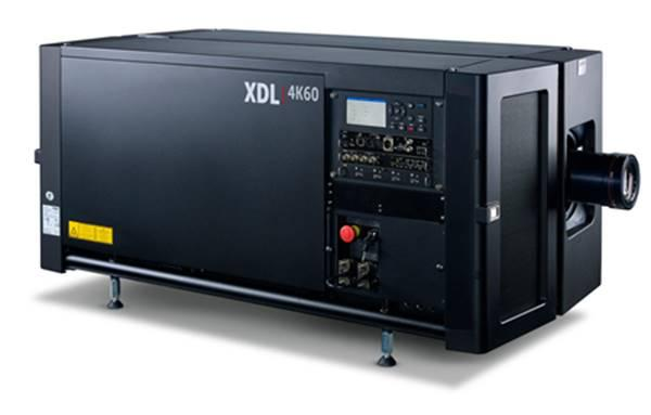 Barco XDL-4K60 Projector