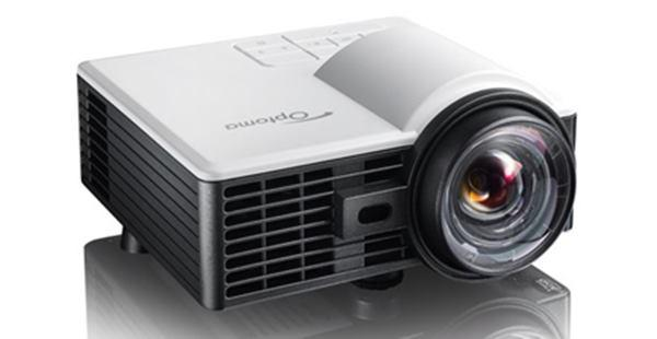 Optoma ML1050ST+ Projector