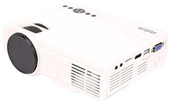 RCA Projectors: RCA RPJ116 TFT LCD projector