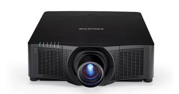 Christie LWU720i-D Black Projector