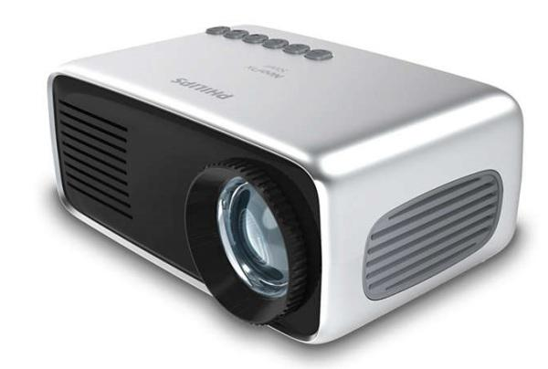 Philips NeoPix Start Projector
