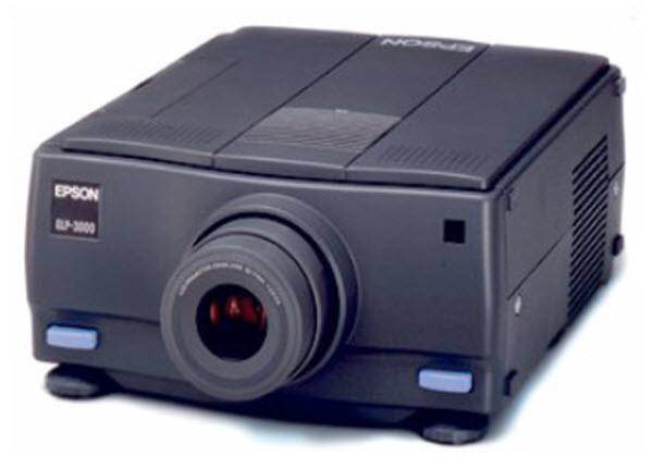 Epson ELP-3000 Projector