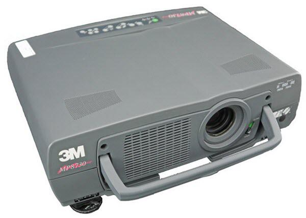 3M MP8730 Projector