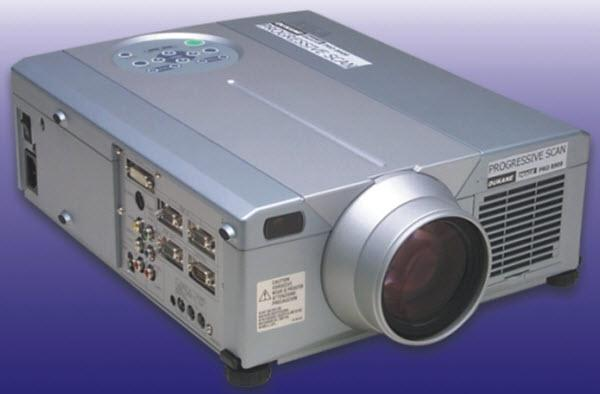 Dukane ImagePro 8909 Projector