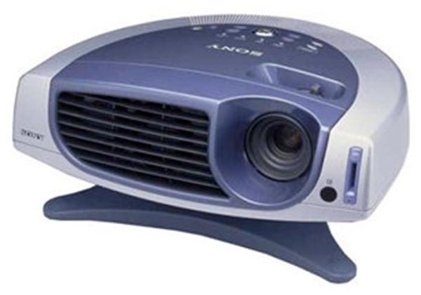 sony projectors sony vpl hs1 cineza 3 lcd projector rh projectorcentral com Home Theater Projector Sony Cineza Sony Projector with DVD