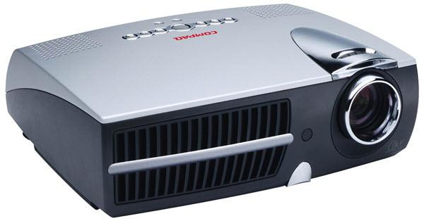 Compaq iPAQ MP4800 Projector