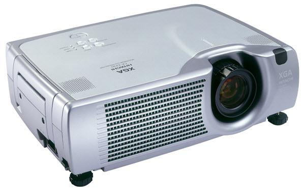 Hitachi CP-X430W Projector