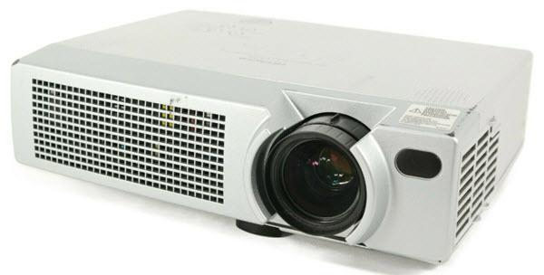 Hitachi CP-S370W Projector
