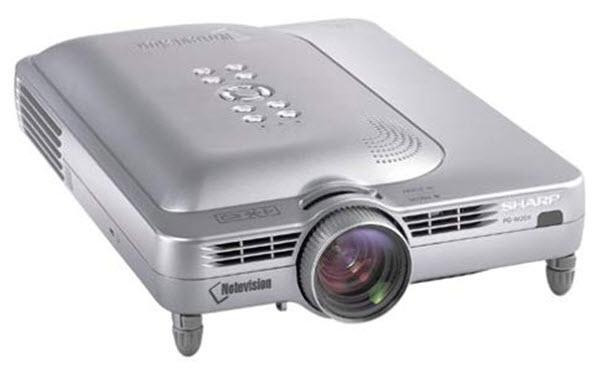 Sharp PG-M20X Projector