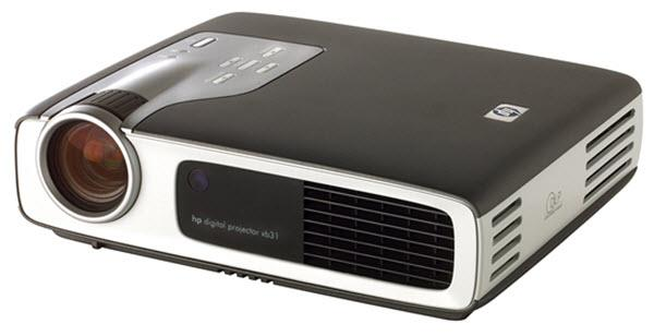 HP xb31 Projector