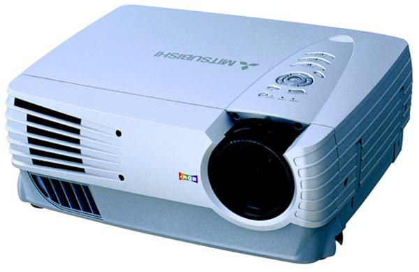 Mitsubishi XL30U ColorView Projector