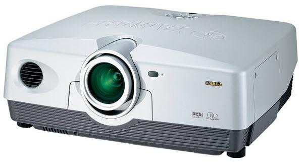 Yamaha DPX-1000 Projector