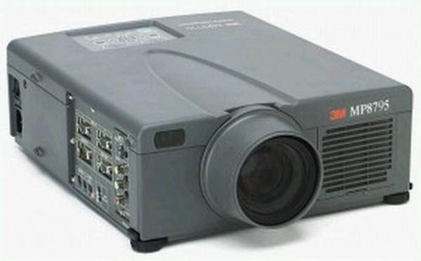 3M MP8795 Projector
