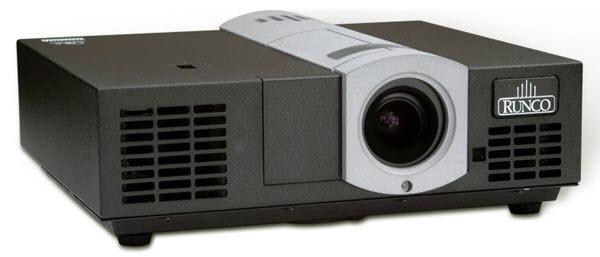 Runco Reflection CL-710LT Projector