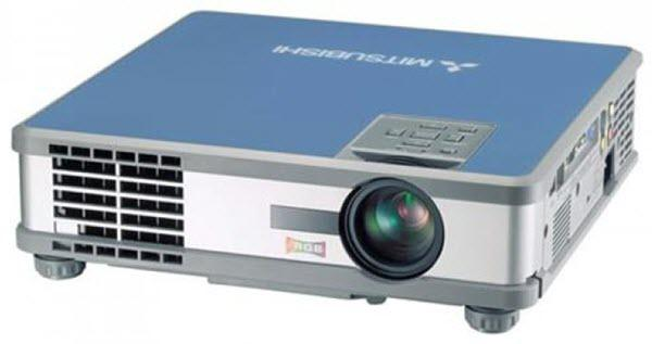 Mitsubishi SL4U ColorView Projector