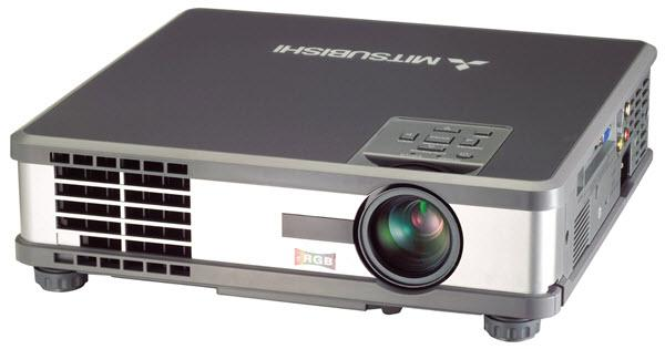Mitsubishi HC3 ColorView Projector