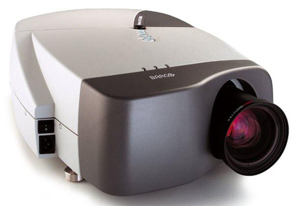 Barco iQ R500 Projector