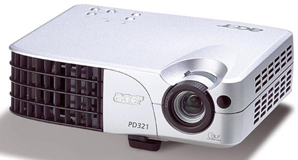 Acer PD321 Projector
