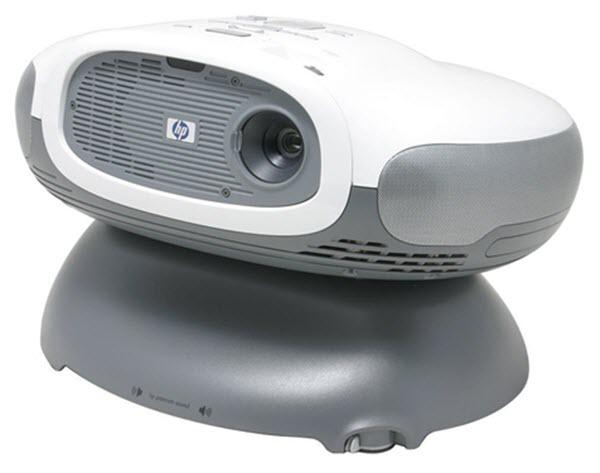 HP ep9010 Instant Cinema Projector