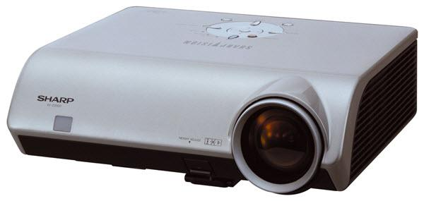 SharpVision XV-Z2000 Projector