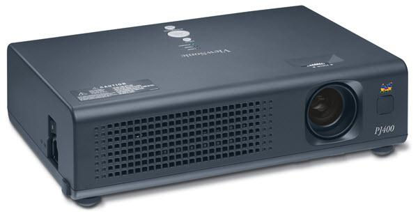 ViewSonic PJ400 Projector